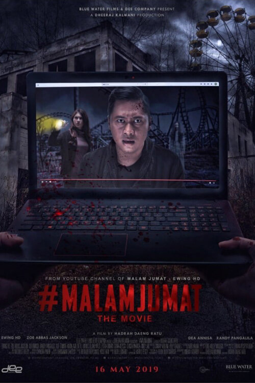 #malamjumat the movie Movie Poster