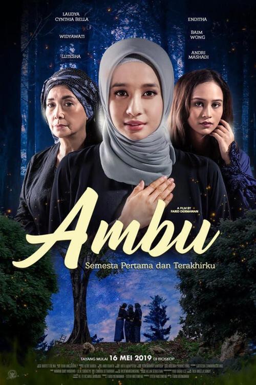 Ambu Movie Poster