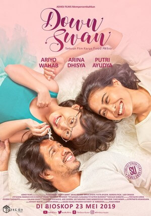 Down swan Movie Poster
