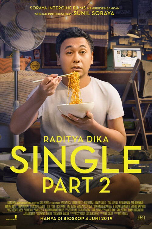 Single part 2 Movie Poster
