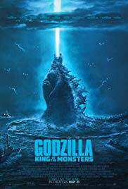 Godzilla ii: king of the monsters Movie Poster