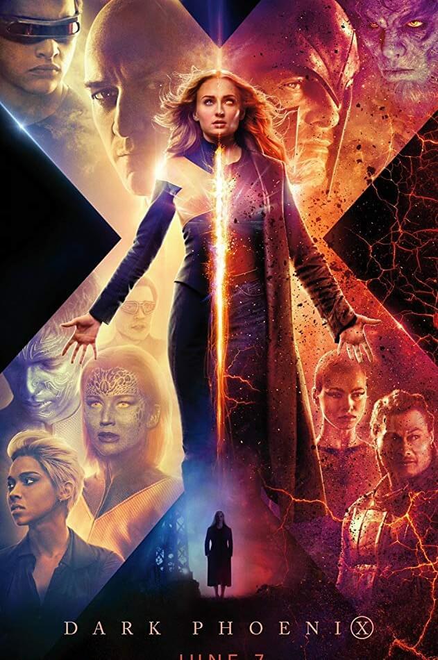 X-men: dark phoenix Movie Poster