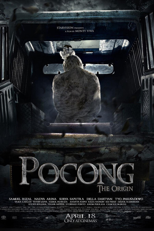 Pocong The Origin Movie Poster