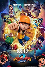 BoBoiBoy Movie 2 Movie Poster