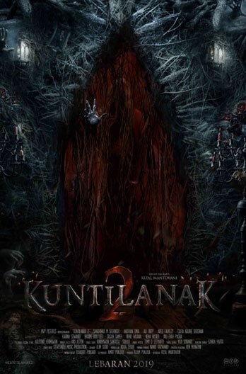 Kuntilanak 2 Movie Poster
