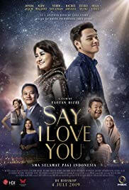 Say i love you Movie Poster