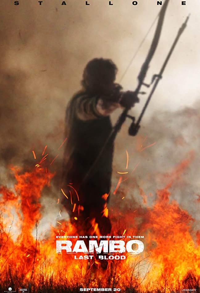 Rambo V: Last Blood Movie Poster