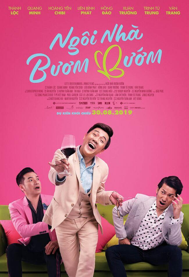NGOI NHA BUOM BUOM Movie Poster