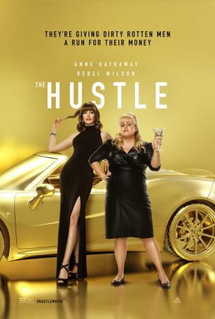 The hustle Movie Poster