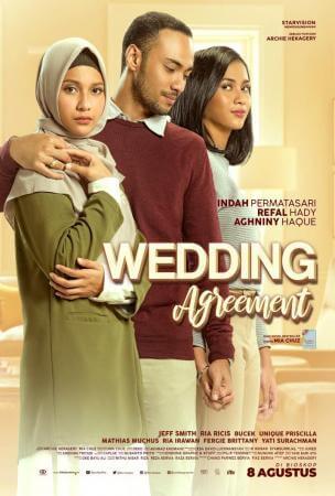 Wedding agreement Movie Poster