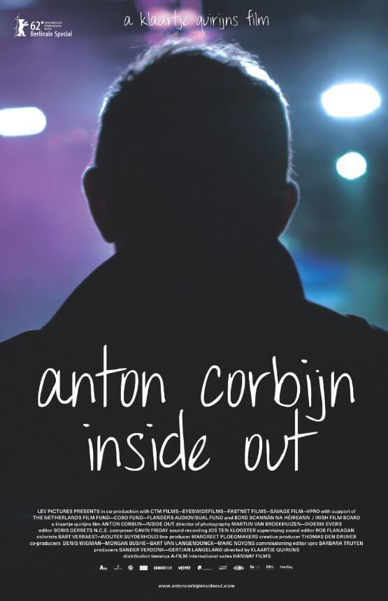 Anton Corbijn: Inside Out Movie Poster