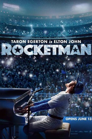 Rocketman Sing-Along Movie Poster
