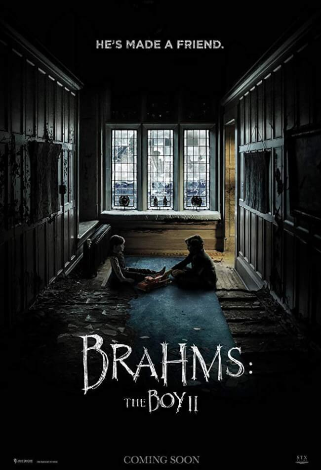 Brahms: The Boy II Movie Poster