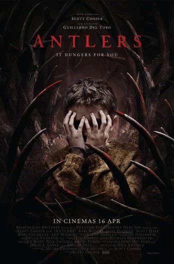 Antlers Movie Poster