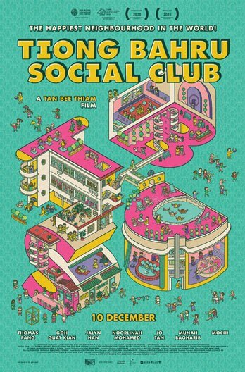 Tiong Bahru Social Club Movie Poster