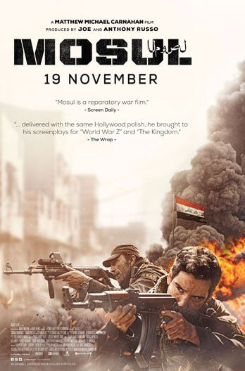 Mosul Movie Poster