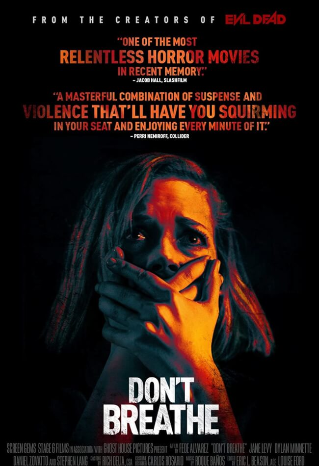 Don't Breathe 2 Movie Poster