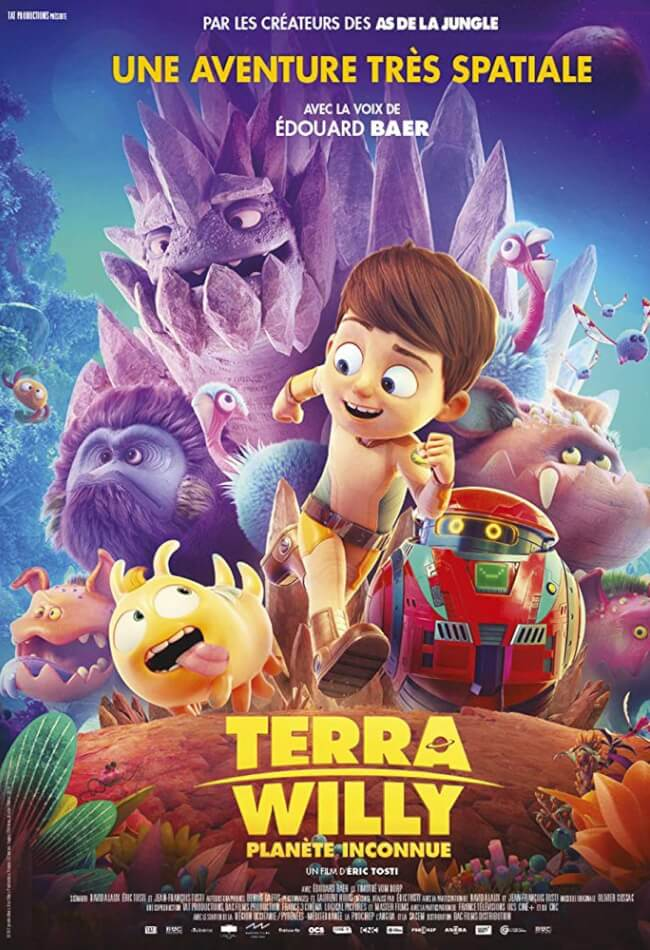Terra Willy Movie Poster