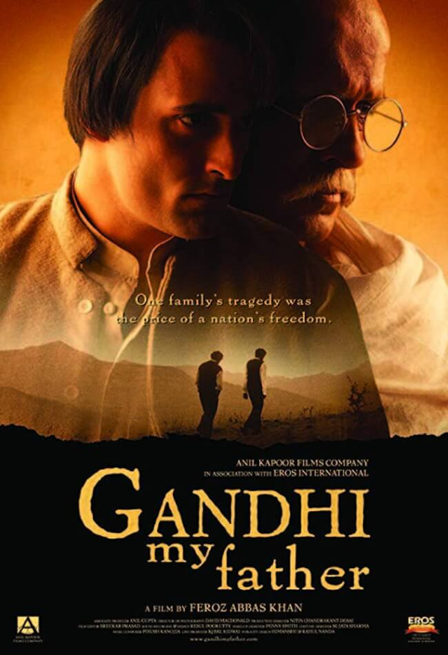 Gandhi, My Father Movie Poster