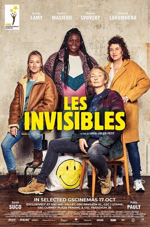 Invisibles Movie Poster