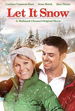 Let It Snow Movie Poster