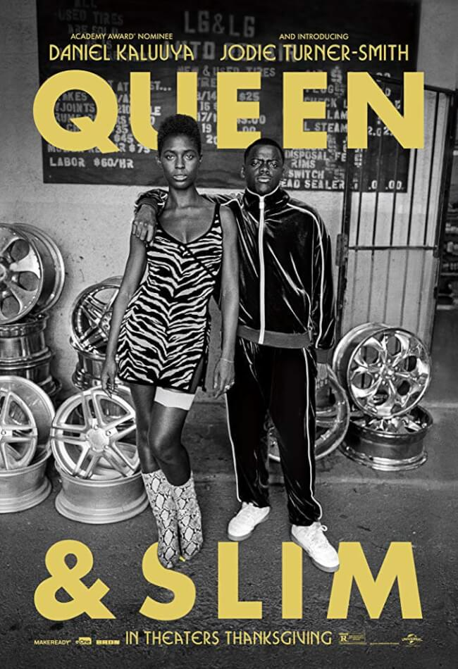 Queen And Slim Movie Poster