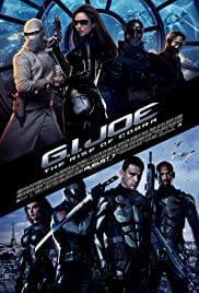 Snake Eyes: G.I. Joe Movie Poster