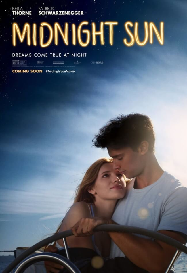 Midnight Sun Movie Poster