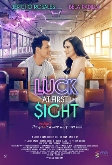 Luck At First Sight Movie Poster