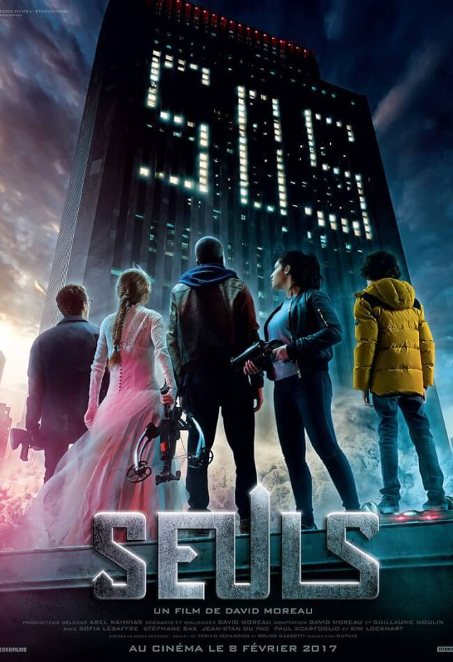Seuls Movie Poster