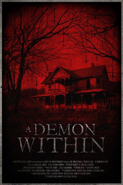 A DEMON WITHIN Movie Poster