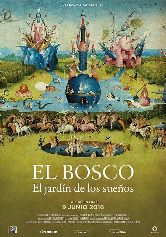 Bosch: The Garden of Dreams Movie Poster