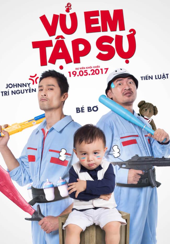 VÚ EM TẬP SỰ Movie Poster