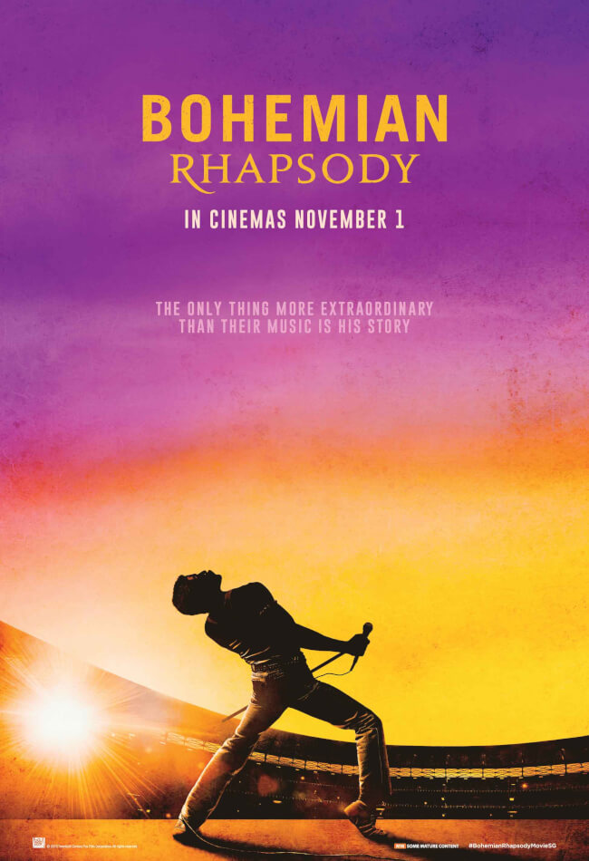 Bohemian Rhapsody 2018 Showtimes Tickets Reviews Popcorn