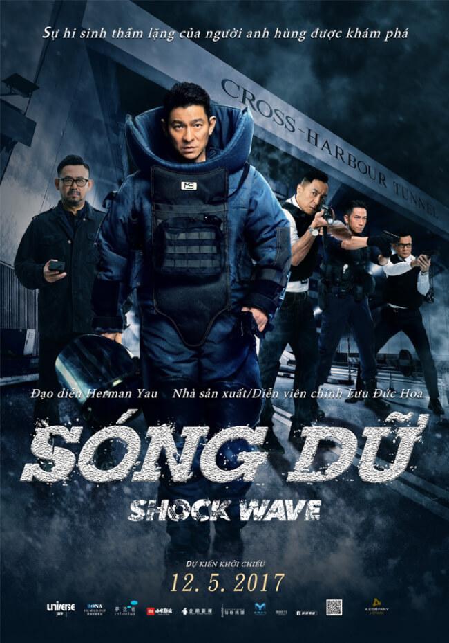SHOCK WAVE Movie Poster