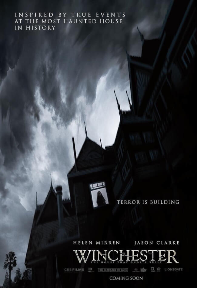 Winchester Movie Poster