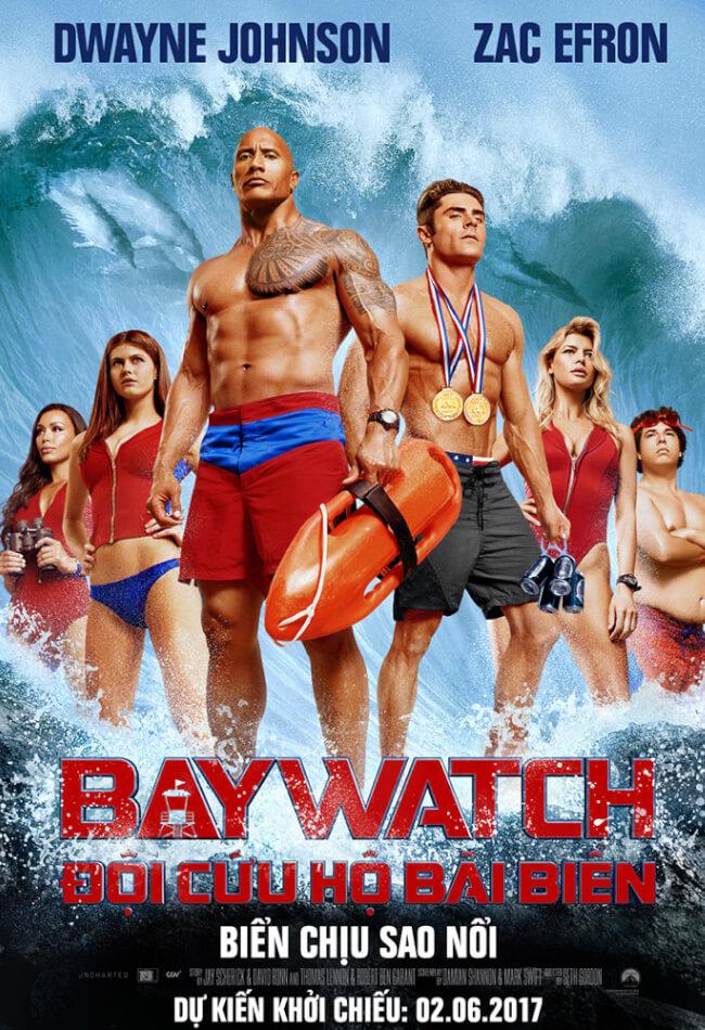 BAYWATCH Movie Poster