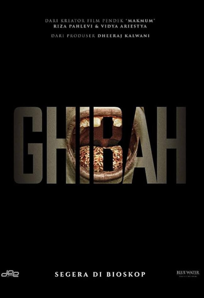 Ghibah Movie Poster