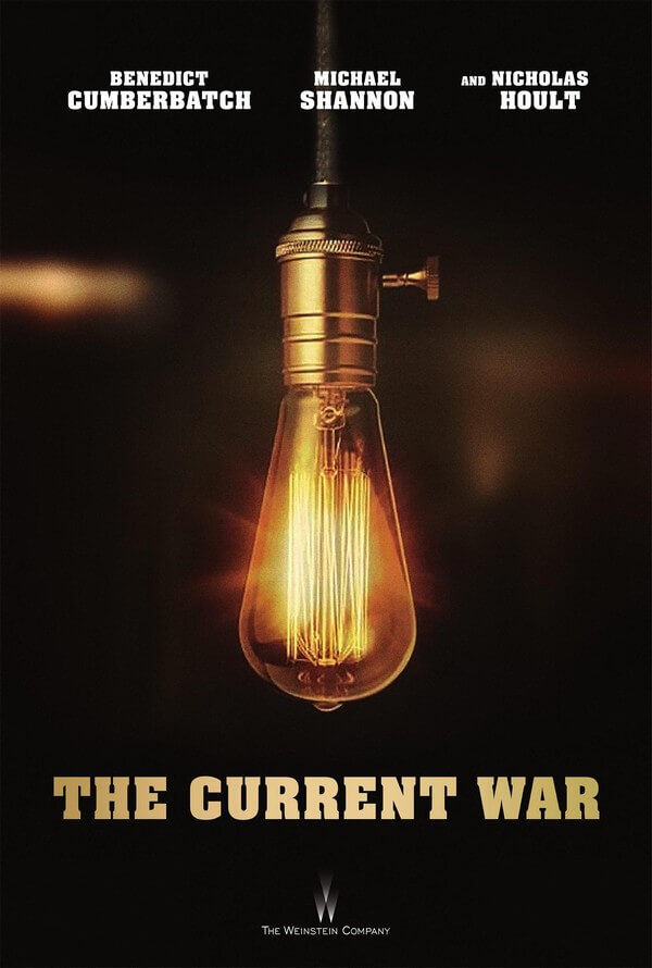 The Current War Movie Poster