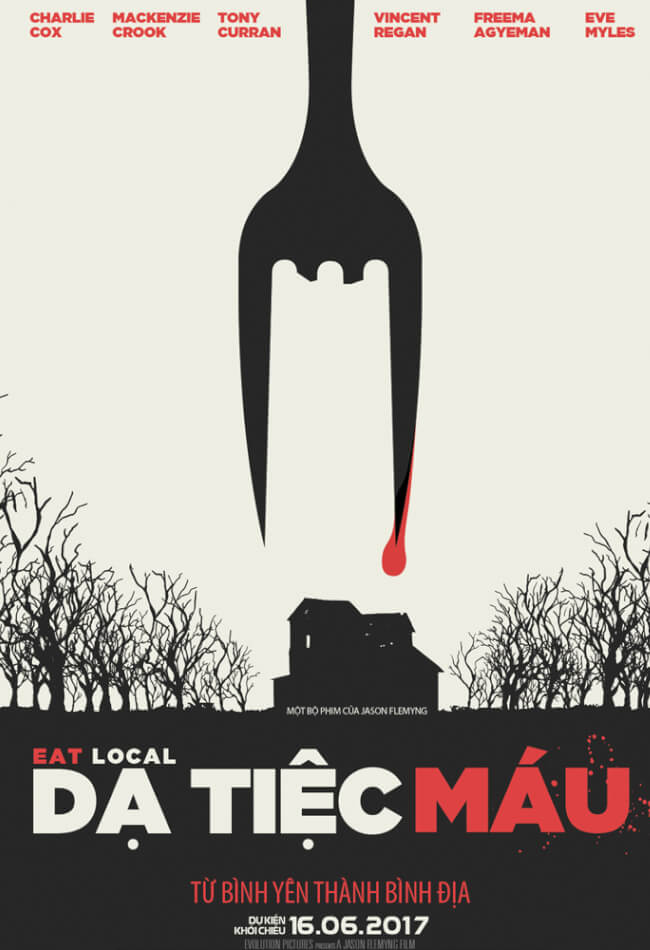 EAT LOCAL Movie Poster