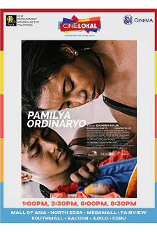 Pamilya Ordinaryo Movie Poster