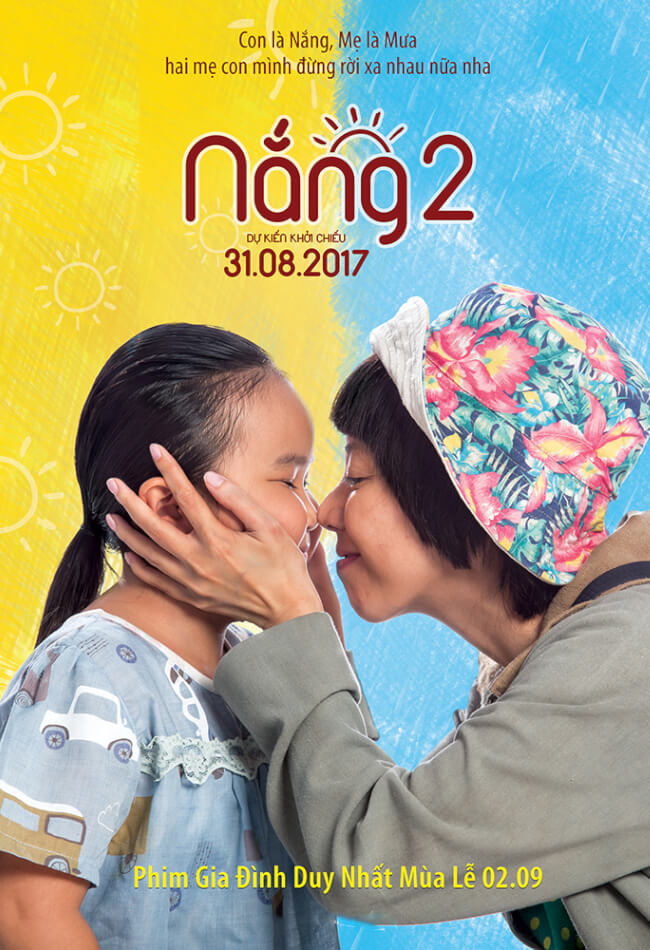 NẮNG 2 Movie Poster