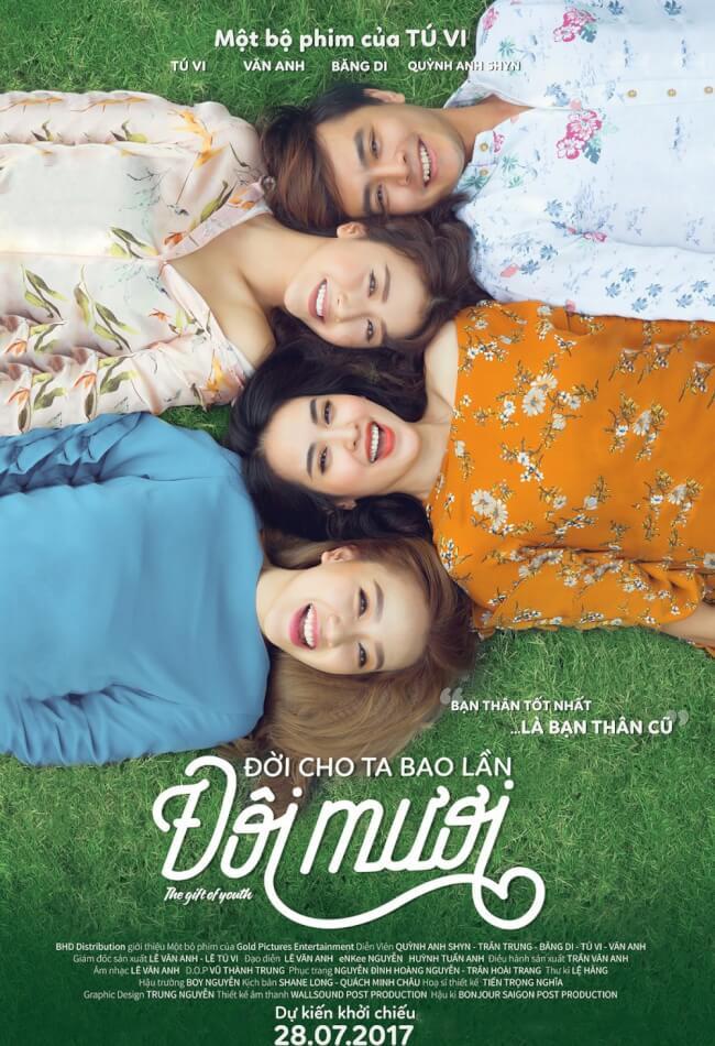 ĐỜI CHO TA BAO LẦN HAI MƯƠI Movie Poster