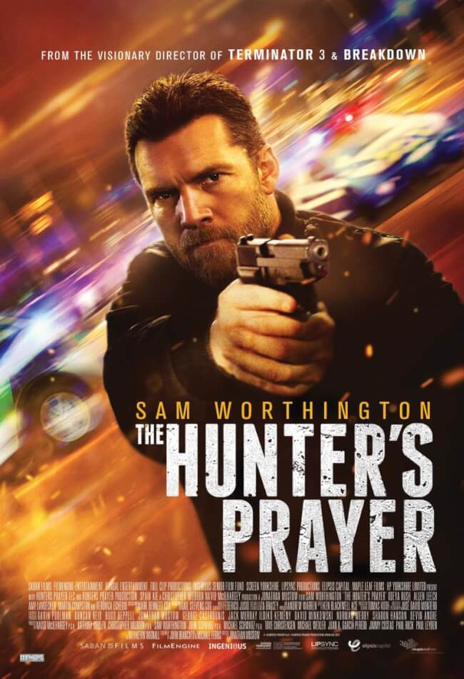 The hunters prayer Movie Poster