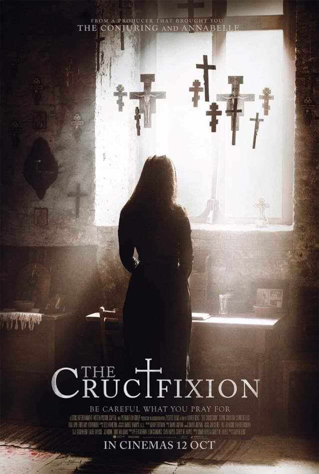 The Crucifixion Movie Poster