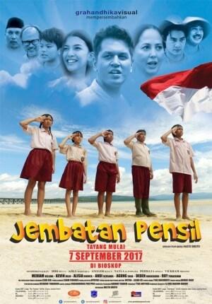 Jembatan pensil Movie Poster