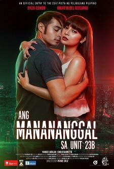 Ang Manananggal Sa Unit 23B Movie Poster