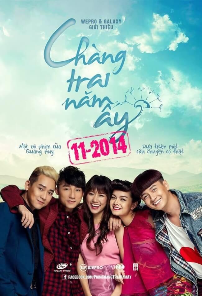 CHÀNG TRAI NĂM ẤY Movie Poster