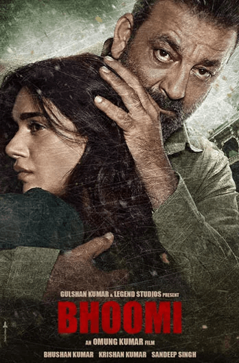 Bhoomi Movie Poster