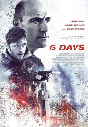 6 days Movie Poster